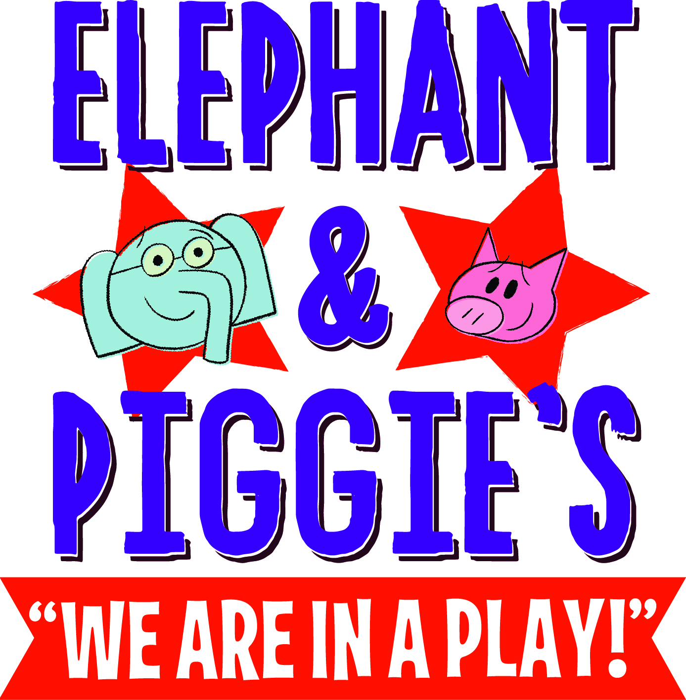 Elephant & Piggie's 'We Are in a Play!'