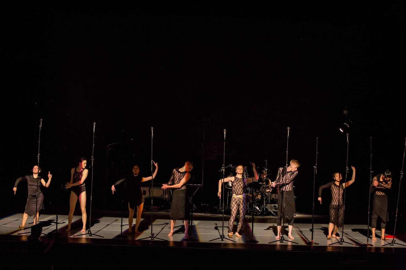 Ate 9 Dance Company: calling glenn; PHOTO CREDIT: Courtesy of Ate9