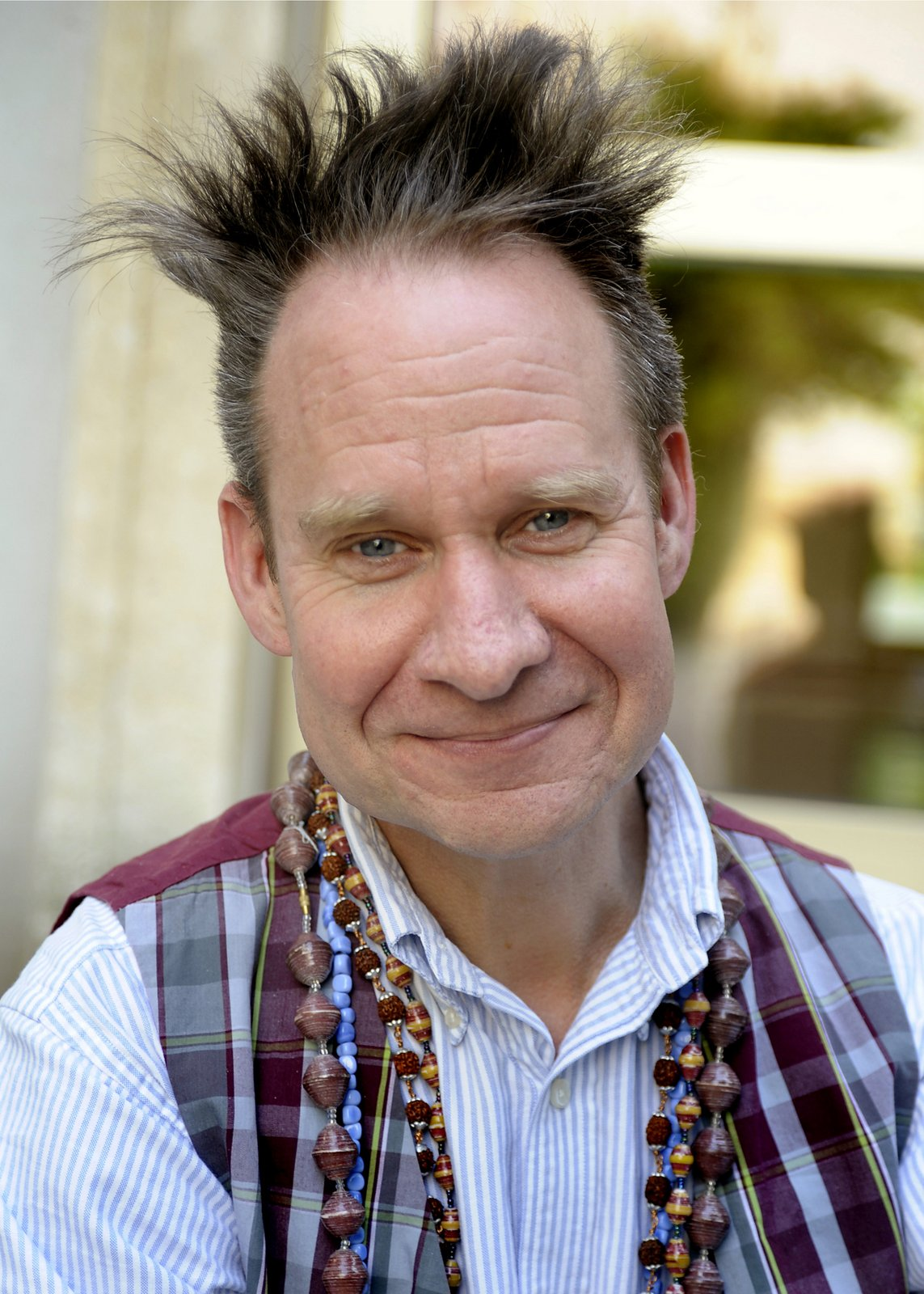Peter Sellars, director of the Los Angeles Master Chorale's production of Lagrime; PHOTO CREDIT: Ruth Walz