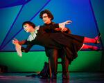 The Flying Lovers of Vitebsk at the Wallis Annenberg Center for the Performing Arts. Photo credit: Steve Tanner.