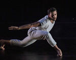 BODYTRAFFIC performing at the Wallis Annenberg Center for the Performing Arts May 31, 2018. Fragile Dwellings. Choreography: Stijn Celis. Joseph Davis. PHOTO CREDIT: Rob Latour.